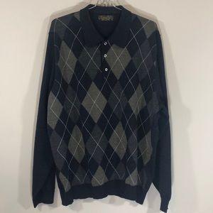 Brooks Brothers Merino Wool Sweater Size XL